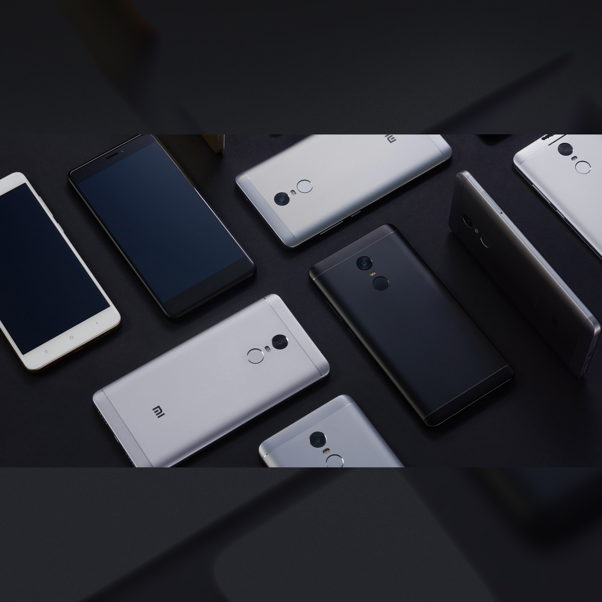 Xiaomi Redmi Note 4 3 32 Smartphone Eu Wayteq Europe Pro Grey Okostelefon