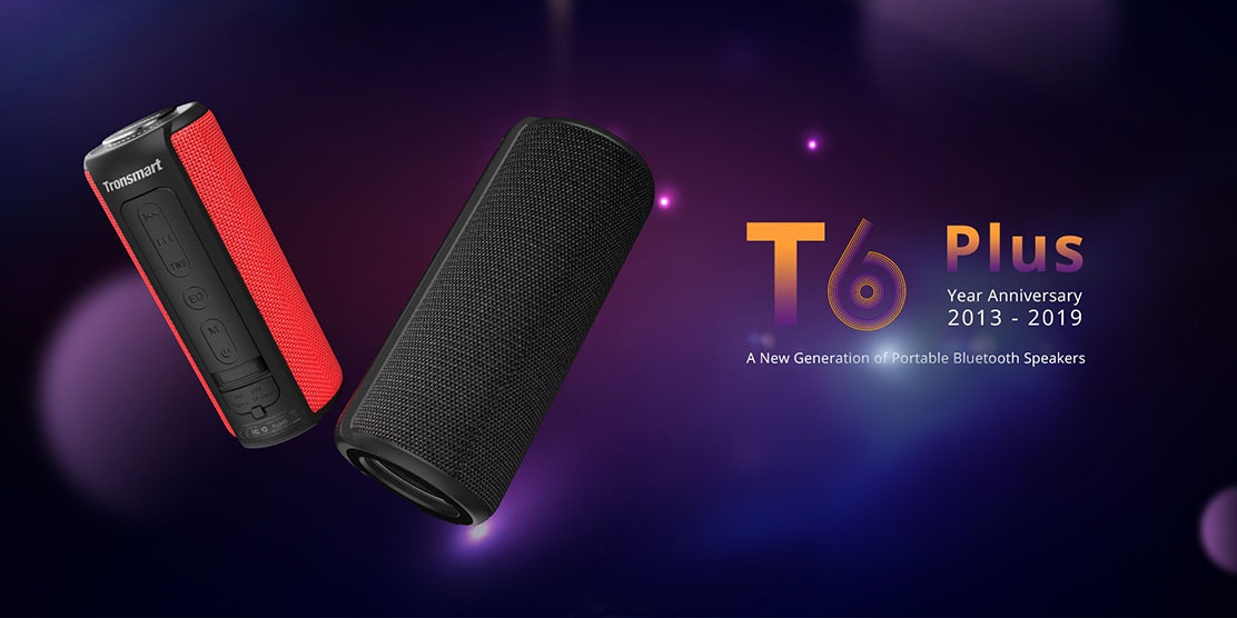 tronsmart element t6 plus soundpulse t01