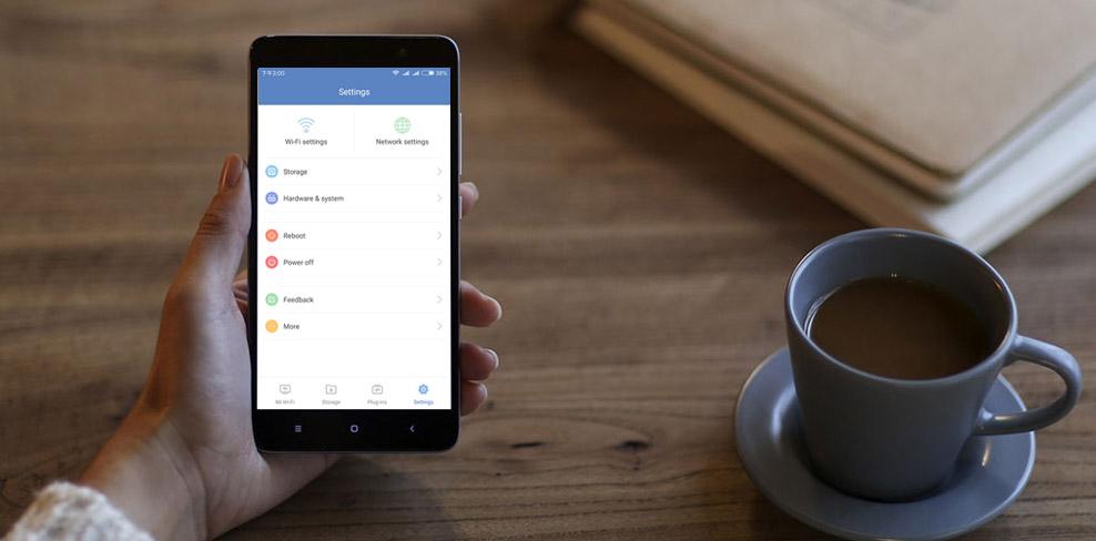 Xiaomi Mi Router 3 (EU) DualBand WiFi router | WayteQ Europe