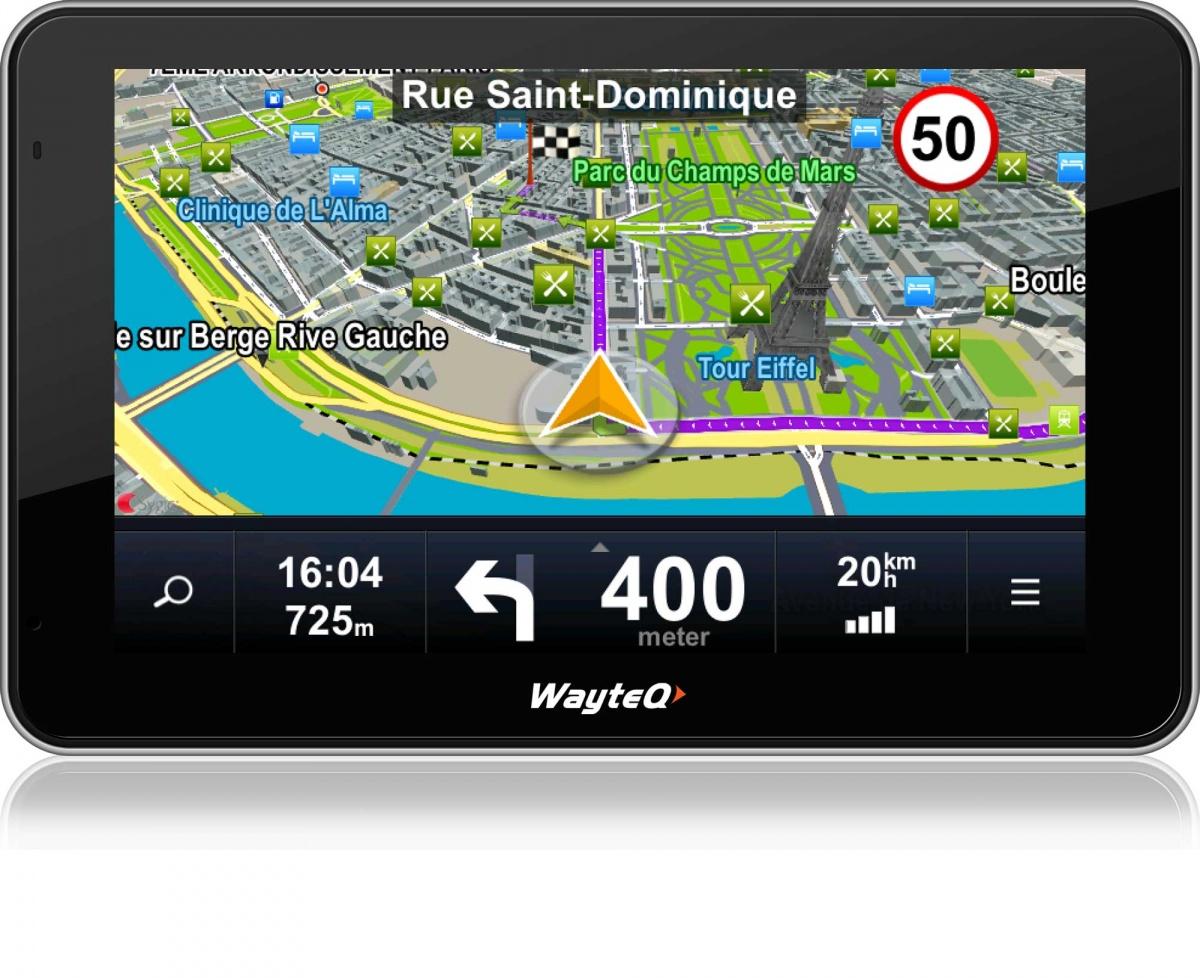 Интеренет Навигация Для Андроид